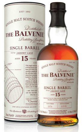 Balvenie 15 YO Sherry Cask