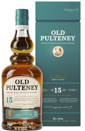 Old Pulteney 15YO