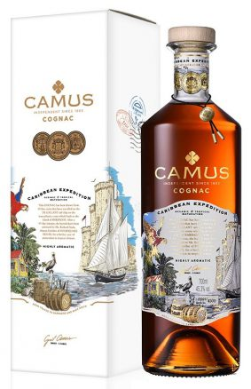 Camus Caribbean Expedition