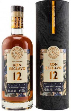 Ron Esclavo 12YO Limited Islay