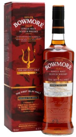 Bowmore The Devil's Casks Ltd Rel. III