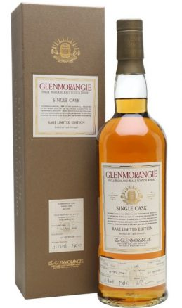 Glenmorangie Single Cask Rare Limited Edition Sherry Cask 1994 No.521