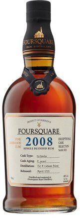 Foursquare Vintage 2008