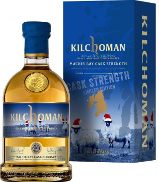 Kilchoman Christmas Cask Strength