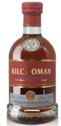 Kilchoman PX W&F Single Cask 319/2015