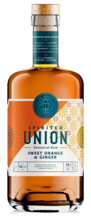 Union Sweet Orange & Ginger