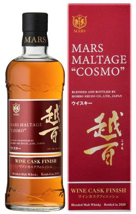 Mars Cosmo Wine Cask Finish