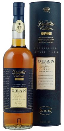 Oban Distillers Edition 2004-2018