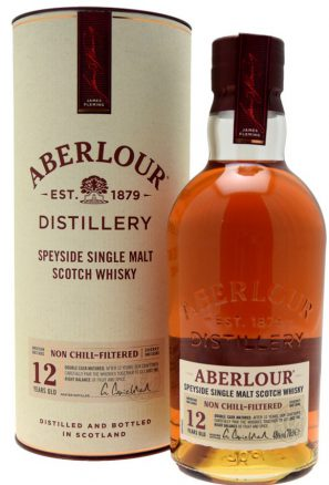 ABERLOUR 12YO Un-chillfiltered
