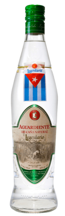 Legendario Aguardiente de Cana Natural