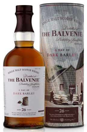 BALVENIE 26YO A Day of Dark Barley