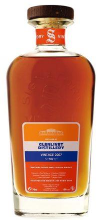 Glenlivet 13YO 2007 Whisky Live Paris 2020 French Connections S.V