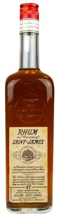 Rhum des Plantations Saint James Vintage 1960