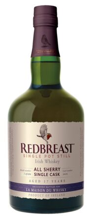 Redbrest 17YO 2001 All Sherry Single Cask French Connections