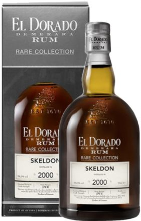 El Dorado Rare Collection Skeldon SWR 2000