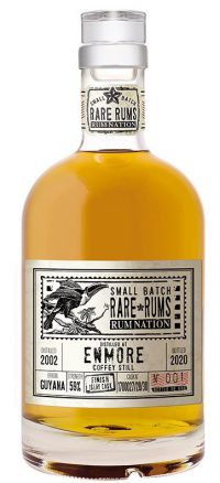 Rum Nation 18YO 2002 Enmore Islay Cask finish French Connections