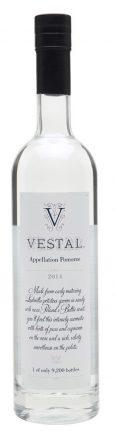 Vestal Vodka Pomorze 2014