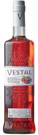 Vestal Raspberry & Blackcurrant Vodka