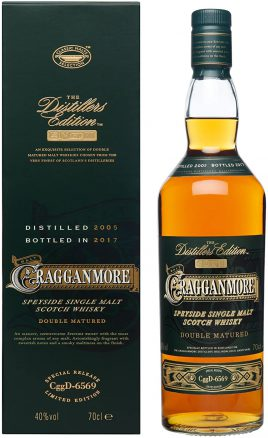 Cragganmore Port Wine Cask 2005-2017