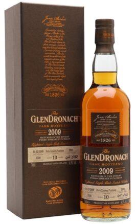 Glendronach 10YO 2009 PXP