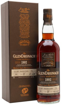 Glendronach 27YO 1992 Sherrry Oloroso