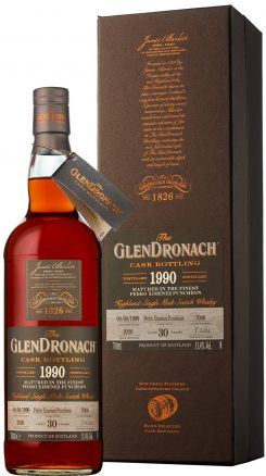 Glendronach 30YO 1990 PXP