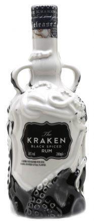 Kraken Spiced Rum Ceramic Edition