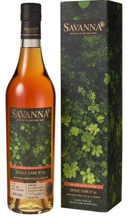Savanna Grand Arome 2005 Single Cognac Cask 13 Year Old #121