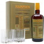 Hampden Estate 8YO 46% Zestaw