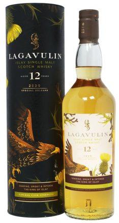 Lagavulin 12YO Edition 2020