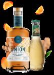 Zestaw Union Sweet Orange + 4x Schweppes Ginger Ale