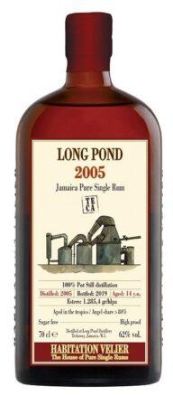 Long Pond 2005 TECA