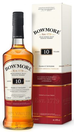 Bowmore 10YO Dark & Intense
