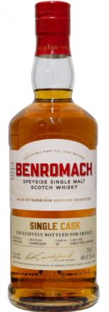 Benromach 9YO 2011 First Fill Sherry Hogshead