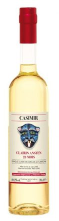 Clairin Ansyen Casimir 21 Months Caroni Cask