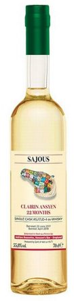 Clairin Ansyen Sajous 22 Months Whisky Cask