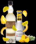 Zestaw Veritas + 4x Tonic Schweppes Tonica & Toque de lima