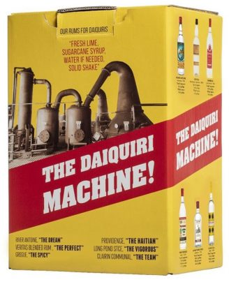 The Daiquiri Machine Box