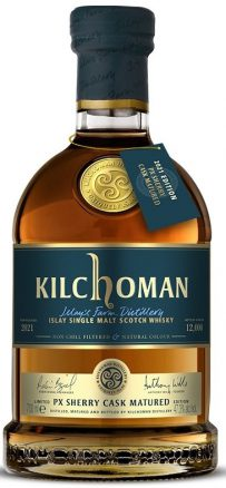 Kilchoman PX Sherry Cask Matured 2021