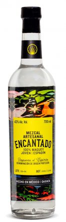 Mezcal Encantado by Los Danzantes