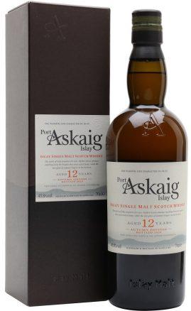 Port Askaig 12YO Autumn Edition