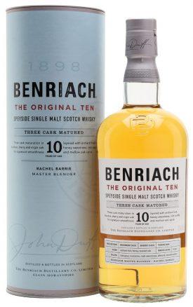 BenRiach 10YO The Original Ten