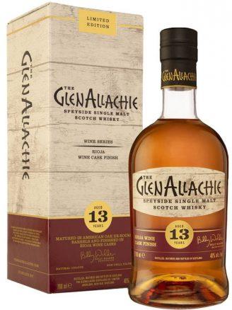 The Glenallachie 13YO Rioja Wine