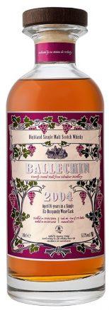 BALLECHIN 16YO 2004 Ex-Burgundy Wine Cask French Connections