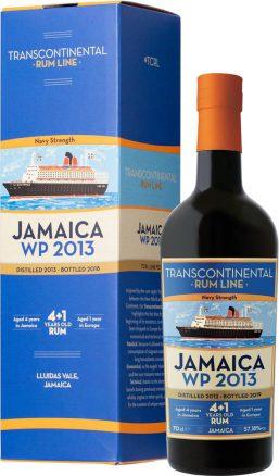 Transcontinental Jamaica 2013 WP Navy